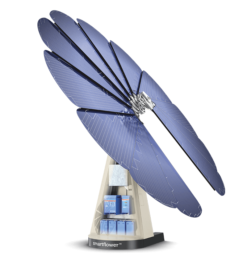 Smartflower Plus